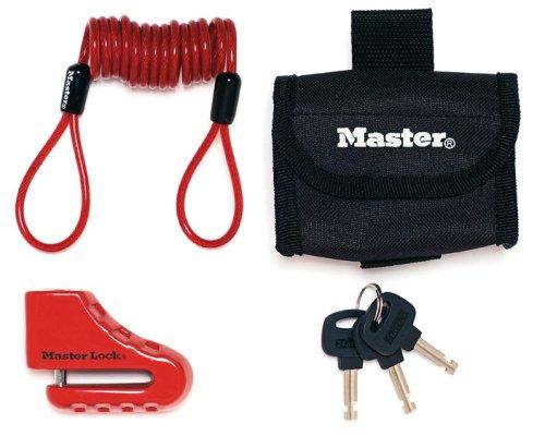MASTER LOCK - 8304EURDPS - Bremscheibenschloss
