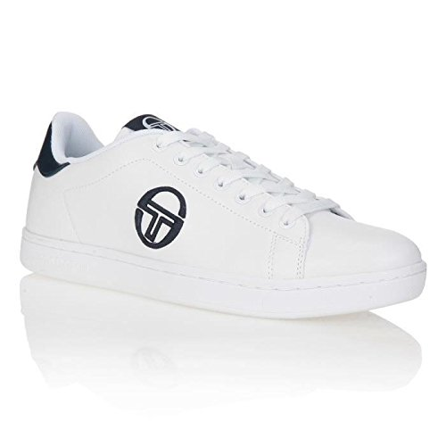 SERGIO TACCHINI Baskets Gran Torino Chaussures Homme 40 Blanc