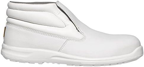 Parade 07sandy * 98 97 zapato de seguridad de alta blanco, Blanco, 07SANDY*98 97 PT47