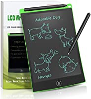 NEWYES LCD Writing Tablet,8.5inch Drawing Tablet Erasable Portable Doodle Mini Board Kid Toys Birthday Gift Le