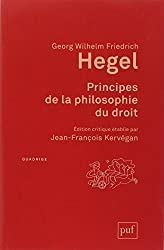 Principes de la philosophie du droit. Avec les Additions d'Eduard Gans