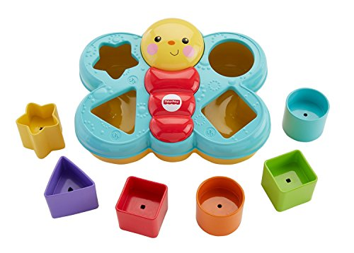 fisher price sort n spill butterfly, multi color Fisher Price Sort N Spill Butterfly, Multi Color 41teqfm2nSL