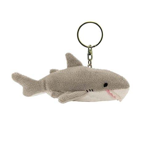 Wild Planet 11cm Shark Schlüsselanhänger (Mehrfarbig)
