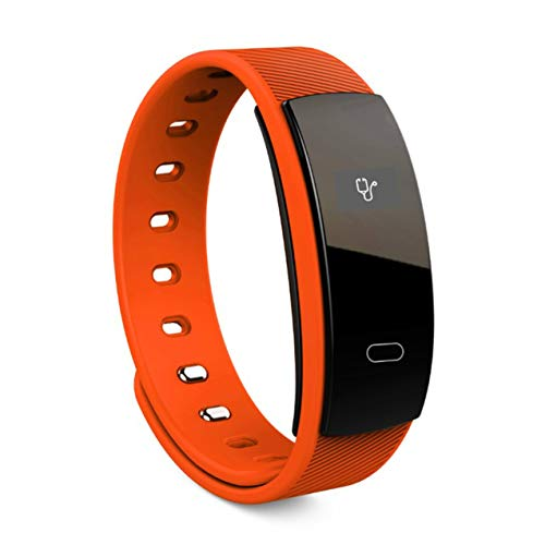 Bluetooth Smart Watch Heart Rate Blood Pressure Monitor