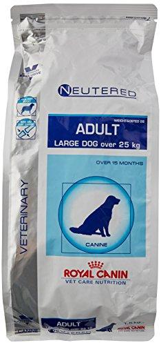Royal Canin Veterinary Care Nutrition Dog Weight and Osteo Neutered Nourriture pour Chien/Chienne Stérilisé de Grande Race