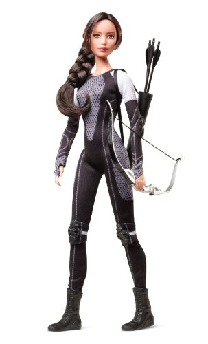 e Hunger Games katnis Puppe ()