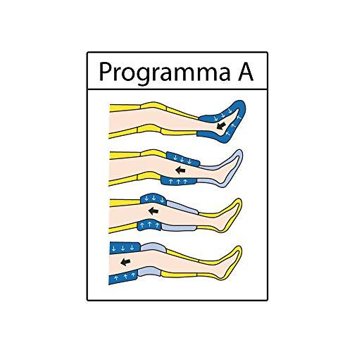 Appareil de massage PressoMassaggio Mesis EkÓ avec 2 leggings + Kit Slim Body + 1 bracelet | massage intense sur les jambes, l'abdomen et le bras.