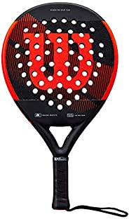 Wilson Unisex Adult 2-WR003811U2 Pro Staff Tour Padel - Black/Green, One Size