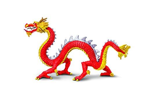 Safari s10135Drachen gehörnten Chinesische Miniatur