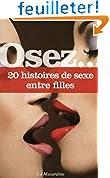 Osez 20 histoires de sexe entre filles