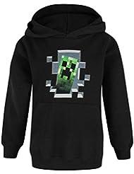 Garçons - Minecraft - Minecraft - Sweat À Capuche