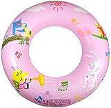 "DivineXt Swim Ring Child Kid inflatable swimming pool beach float raft tube 24"""