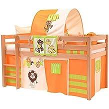 Kinderbett dschungel  Suchergebnis auf Amazon.de für: vorhang hochbett dschungel