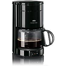 Braun KF 47/1 Filterkaffeemaschine, schwarz