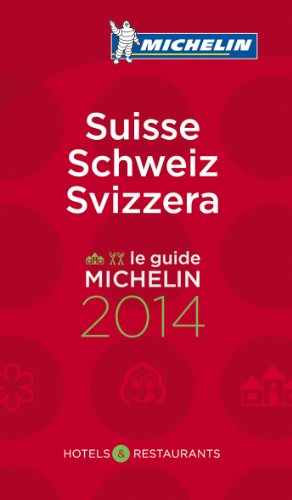 Michelin Guide Suisse 2014