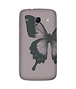Butterfly Paint Samsung Galaxy Core I8260 Case