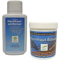 Hornhaut-Entferner + Hornhaut Balsam - abeko - 500 ml - Sparset preisvergleich bei billige-tabletten.eu