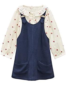 next Niñas Conjunto De Pichi Y Camisa Estampado Flores (3 Meses-6 Años) Estándar