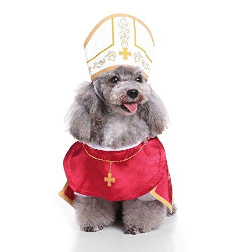 Halloween-Kostüm für Hunde, Motiv der Pate, Kleidung für kleine Hunde, Chihuahuas, für Haustiere, Katze, Hund, Welpe, Partyzubehör, Jacke, Mantel (Chihuahua-kostüme Für Halloween)