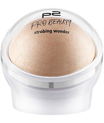 p2 cosmetics Pro Beauty Strobing Wonder 020, 3er Pack (3 x 9 g)