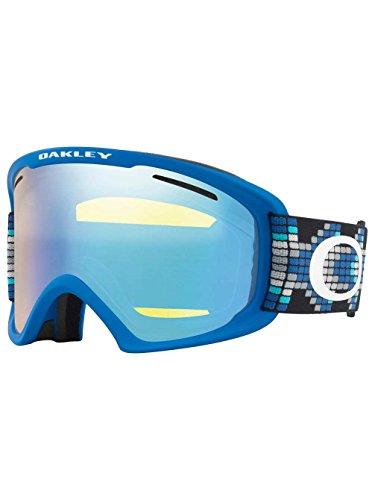Oakley o Frame 2.0 XL Injected Unisex Google, digi Snake Iron Blue, L