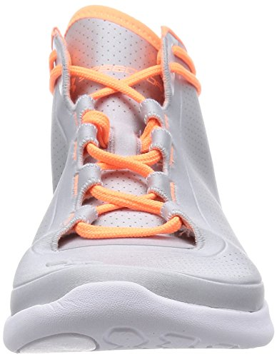 Under Armour Speedform StudioLux Mid Shoe - Womens Aluminum / Afterglow / Aluminum
