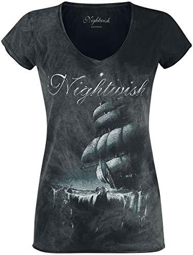 Preisvergleich Produktbild Nightwish Woe to All T-Shirt schwarz XL