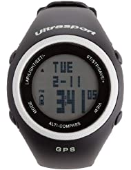 Ultrasport Cardiofréquencemètre GPS Navrun 600 avec sangle pectorale
