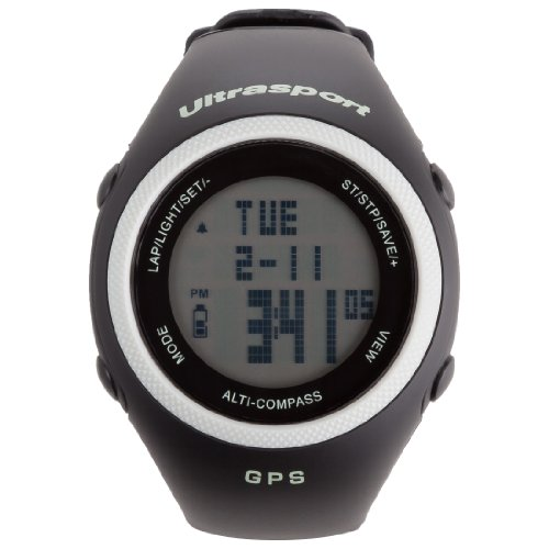 41tf4cUGQIL. SS500  - Ultrasport NavRun 600 GPS Heart Rate Monitor with 2.4 GHz Chest Strap