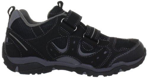 Ecco STRIDER 711602, Chaussures montantes garçon Noir-TR-H5-246