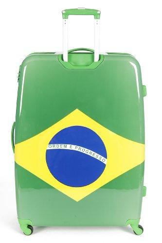 5 Cities – Maleta  unisex adulto Rio 25″