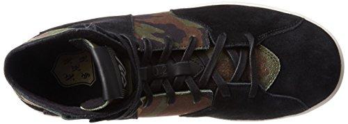 Nike Herren 854563-003 Turnschuhe Schwarz