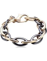 Esprit Damen-Armband Pure Ceramic Edelstahl 21 cm - ESBR11432B210
