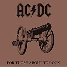For Those About To Rock We Salute You By AC/DC (2015-04-13)