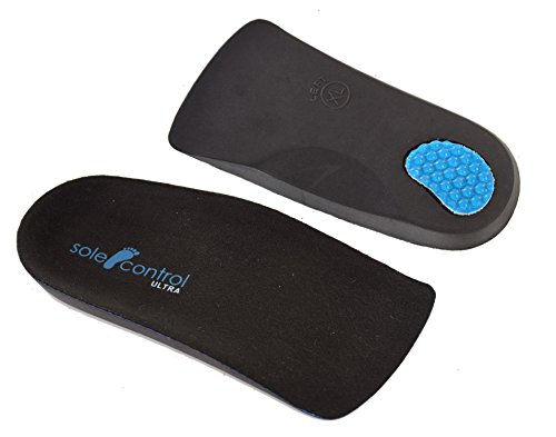 2-pairs-sole-control-3-4-length-ultra-insoles-arch-supports-gel-heel-pads-plantar-fasciits-flat-feet