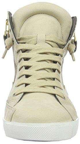 Kennel Und Schmenger Schuhmanufaktur Queens, Baskets Basses Femme Multicolore - Mehrfarbig (Sahara/Gold Sohle Weiss 674)