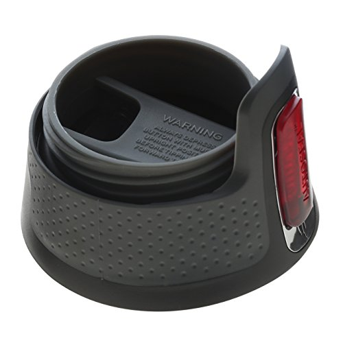 Contigo Autoseal West Loop Stainless Steel Travel Mug, 470 ml – Black
