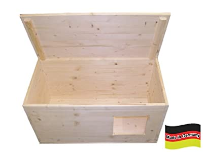 Easy/Hopper Cuddly Cave/Whelping Box Puppy Box Bed for Cats and Small Dogs from Easy-Hopper