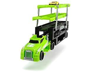 Dickie Toys 203747002Stack and Store Transporter Auto Transporter con Espacio para vehículos de 36