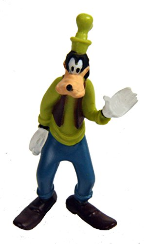 (Disney Mickey Mouse Clubhouse 2 -3 Goofy Figurine Cake Topper)