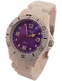 Alpine ALPB - Reloj para niños color blanco