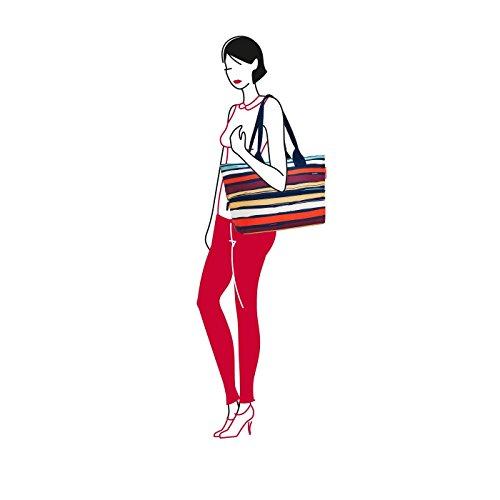 Reisenthel Shopper E1 Sporttasche, 50 cm, Artist Stripes artist stripes