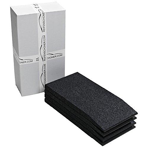 Preisvergleich Produktbild Bauer-Distribution Reifenschoner XL, 4 Stück für Reifen bis 250 mm Breite - Original reifenschoner.com
