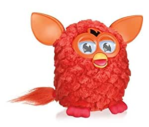 Hasbro - Peluche Interactive - Furby Hot - Fur Phoenix