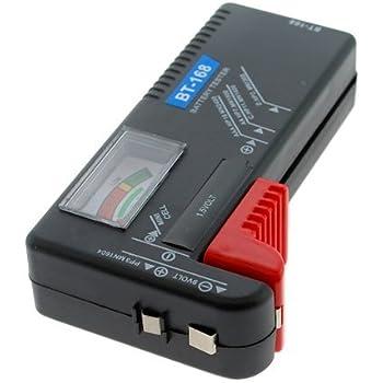 Sodial Universaler Batterietester Batterie Tester Amazon