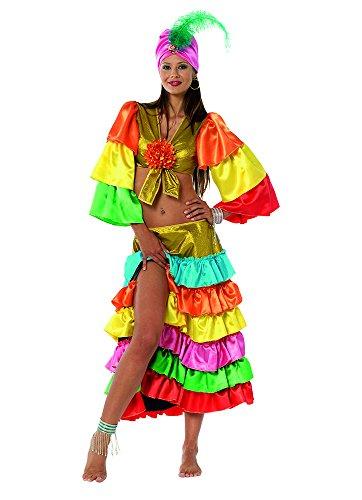 Imagen de disfraz bailarina brasileña