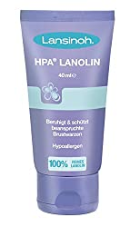 Lansinoh 99302 HPA Lanolin Brustwarzensalbe, 40 ml