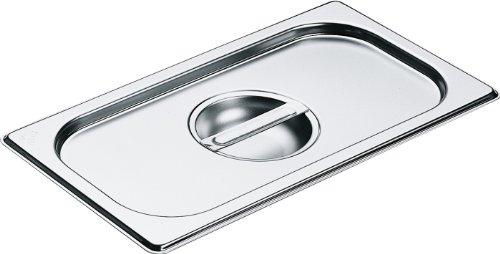 Miele Deckel Deckel für alle Dampfgarbehälter 325 x 176 mm/edelstahl