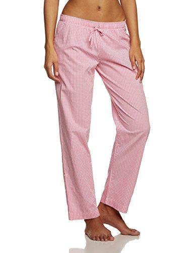 Tommy Hilfiger Damen Schlafanzughose Belen woven pant Rosa (AURORA PINK-PT 920)