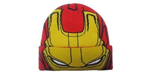 Iron Man (Junior) Mütze